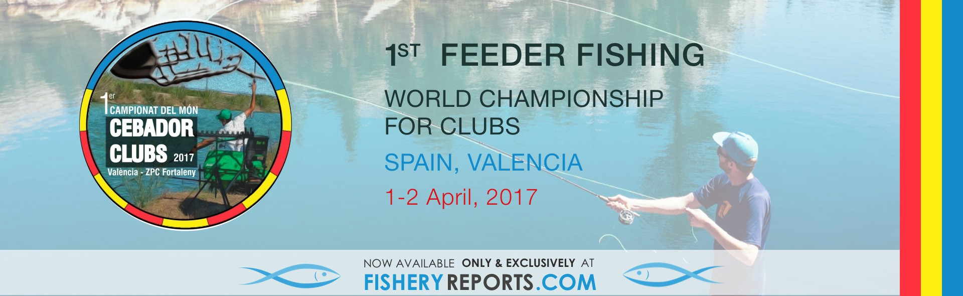 1st Feeder Fishing World Championship for Clubs